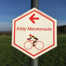 Eddy Merckx route