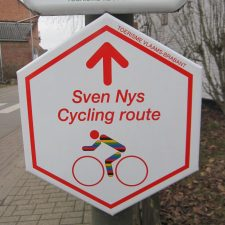 Sven Nys Cycling Route